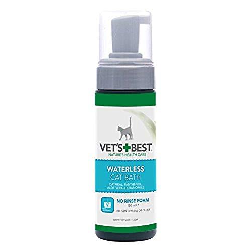 Vet`S wasserloses Shampoo für Katzen 150 ml
