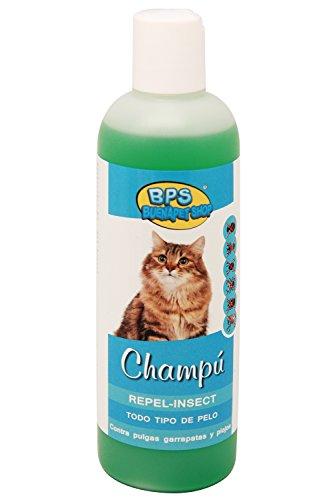 BPS Shampoo mit Insektenschutzmittel