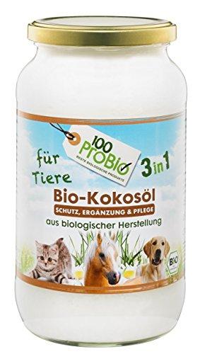 100ProBio Kokosöl Für Tiere - Natürlich Wirksamer Schutz