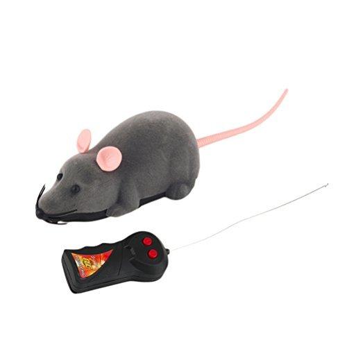 ROSENICE Fernbedienung Ratte Plüschmaus