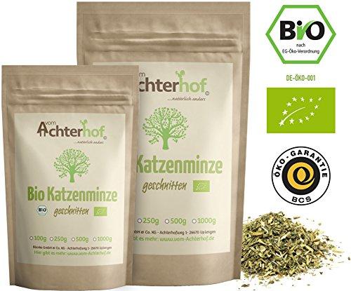 Katzenminze Bio getrocknet | 100% ECHTE Nepeta cataria