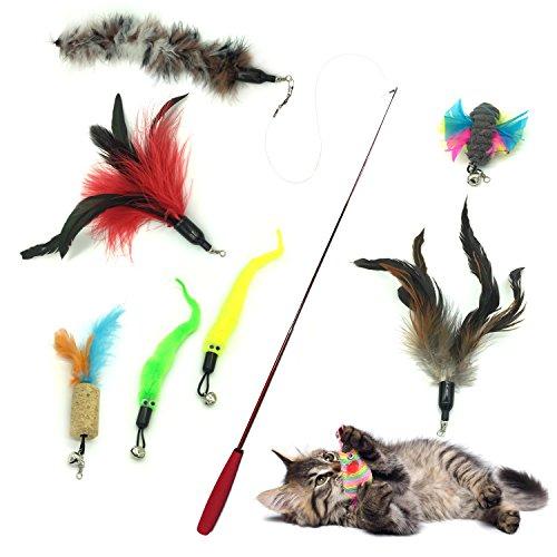 Katzenspielzeug Interaktives Spielzeug, PietyPet Katze