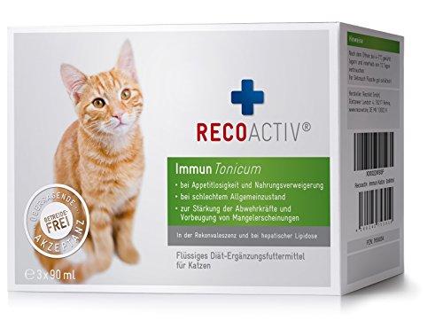 RECOACTIV® Immun Tonicum für Katzen - Kurpackung