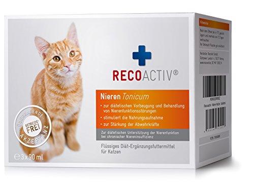 RECOACTIV® Nieren Tonicum für Katzen - Kurpackung