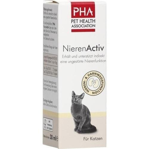 PHA Katze, Unterstützung der Nierenfunktion, Tropfen, 30 ml