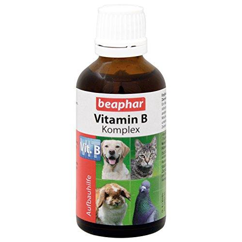 beaphar B-Vitamine für Hunde, Katzen, Nager, Vögel