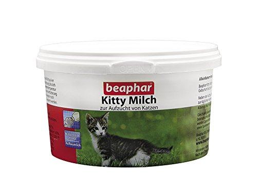 beaphar Kitty Milch | Zur Aufzucht, mit wertvollem Taurin