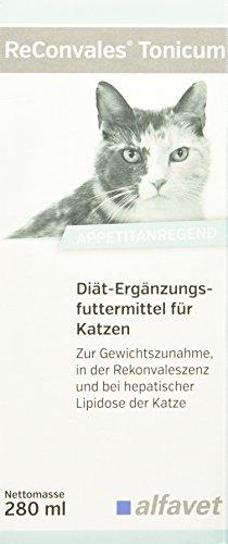 Alfavet ReConvales® Tonicum Katze 280 ml