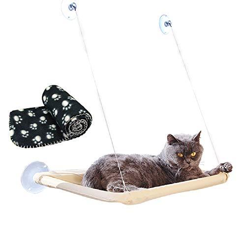 Katzenhängematte + Katzendecke
