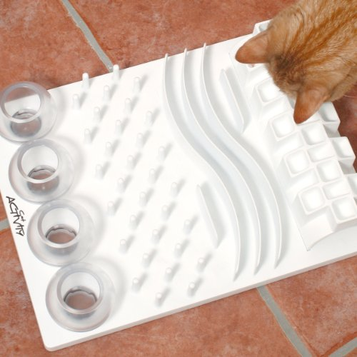 Trixie 4590 Cat Activity Fun Board, 30 × 40 cm, weiß - 2