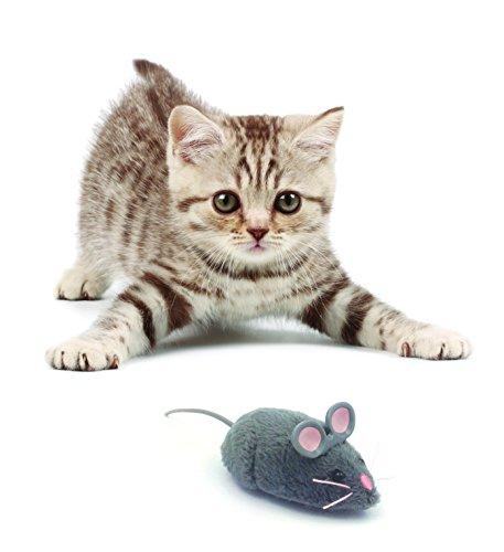HEXBUG 503502 - Mouse Cat Toy grau, Elektronisches Spielzeug - 4