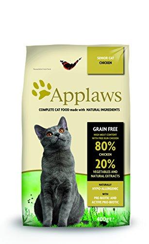 Applaws Katzen Trockenfutter Senior, 1er Pack
