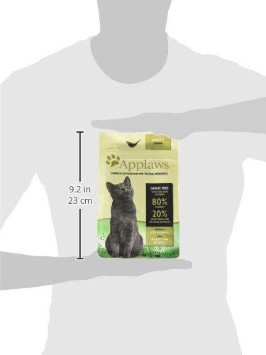 Applaws Katze Trockenfutter Senior, 1er Pack (1 x 400 g) - 6