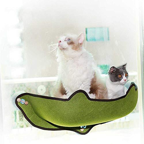 KOBWA Katzenhängematte Fensterplatz bis zu 10 kg
