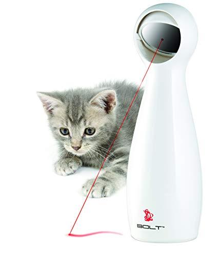 PetSafe FroliCat Katzenspielzeug BOLT, automatisches Laserlicht