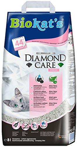Biokat's Diamond Care Fresh Katzenstreu mit Duft