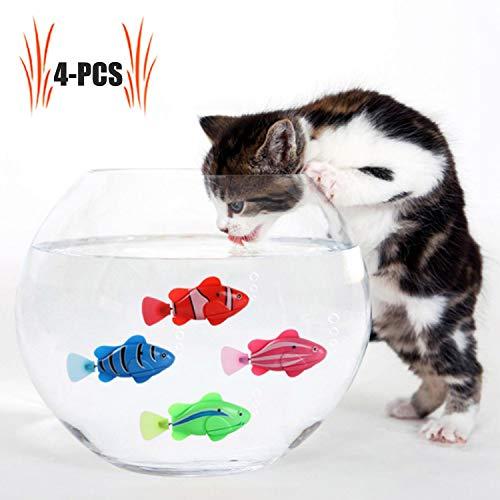 Katzen Spielzeug, Elektrische Künstliche Fische