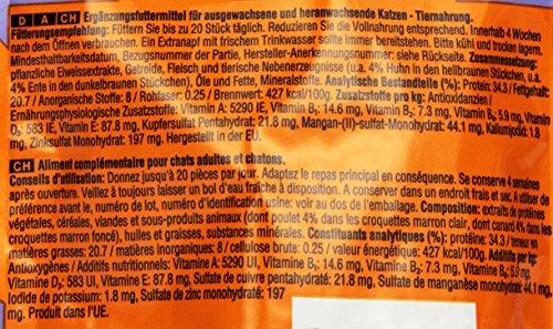 Dreamies Katzensnacks Katzenleckerli Mix mit Huhn und Ente, 6 Packungen (6 x 60g) - 2