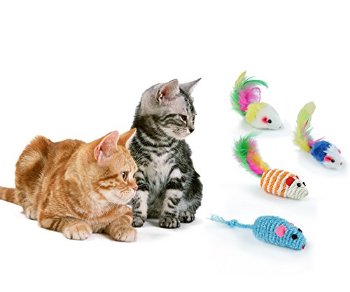 Legendog Katzenspielzeug, interaktives Spielzeug der Katzenminze des Glases kreatives Katzenglas-Fensterbrett-Saugerkatzenspielzeug (20PCS-Katzenspielzeug) - 2