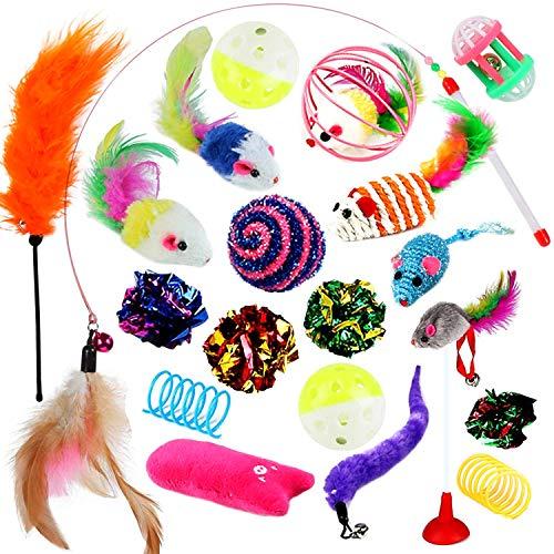 Legendog Katzenspielzeug, interaktives Spielzeug der Katzenminze des Glases kreatives Katzenglas-Fensterbrett-Saugerkatzenspielzeug (20PCS-Katzenspielzeug) - 9