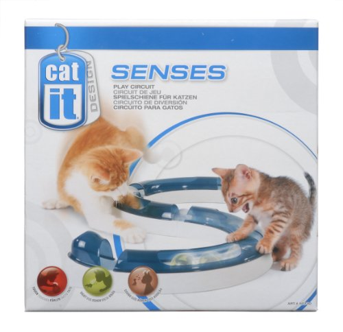 Catit Design Senses Play Circuit Spielschiene inklusive Ball - 2