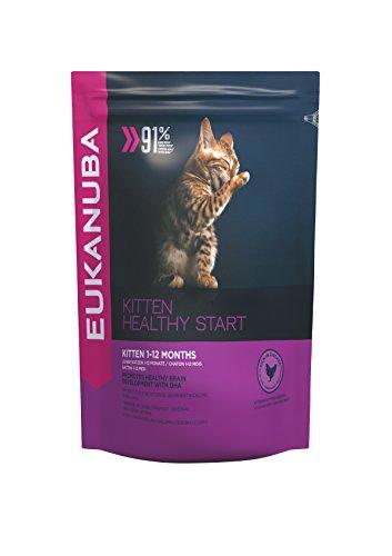 Eukanuba Premium Katzenfutter für Kätzchen bis 12 Monate