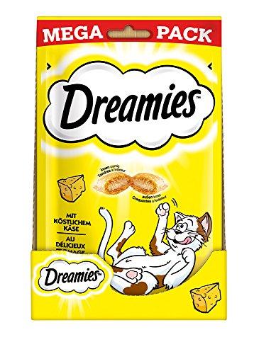 Dreamies Katzensnacks Klassiker, mit Käse, 4 Beutel