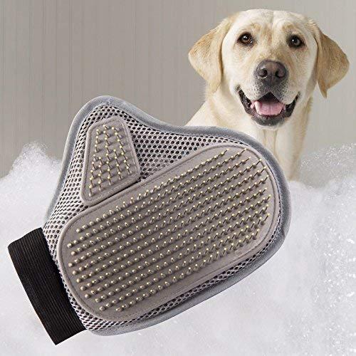 Generic Fellpflegehandschuh für Hunde/Katzen/Kaninchen/Fellpflege, 1 Stück - 3