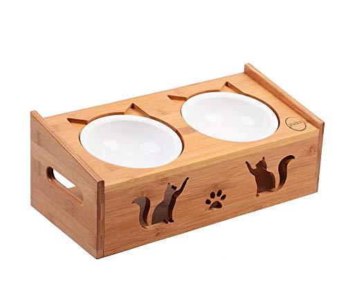 Fressnapf Katze | Moderner und Hochwertiger Bambus
