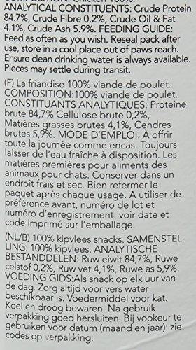 Thrive Katze 100% Hähnchen Snacks MaxiTube - 2