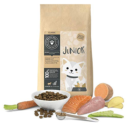 Junior Katzenfutter trocken 2 kg | Premium-Qualität