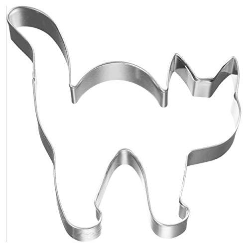 Birkmann Ausstechform Halloween Katze 8 cm