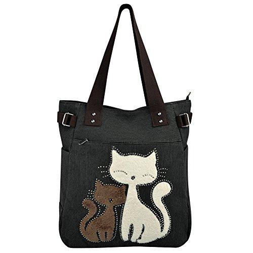 Niedliche Katzen Tasche Damen Schopper