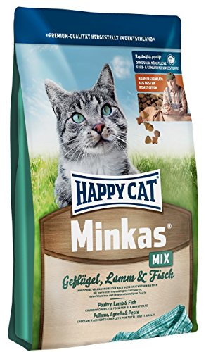 Happy Cat Katzenfutter Minkas Mix 10 kg