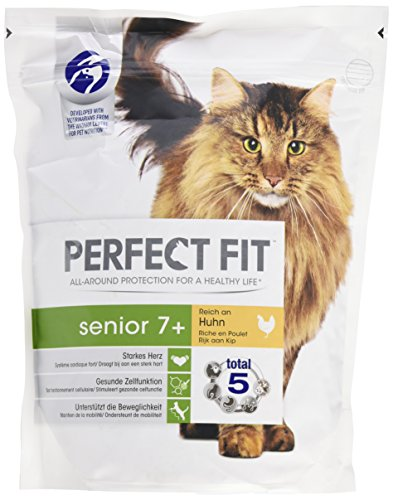 PERFECT FIT Trockenfutter Senior 7 plus, 750 g