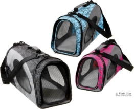Faltbare Tragetasche smart carry bag - blau S