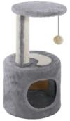 Ferplast 6710 Pa Cord Mit Holzknochen 30 X 30 X 57 Cm