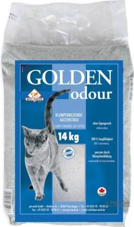 Golden Odour Klumpstreu - 14kg