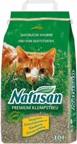 Natusan Premium Klumpstreu 20 Liter