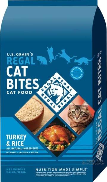 Regal Cat Bites Truthahn & Reis 15,9 kg