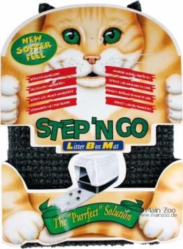 Katzentoilettenvorleger STEP`N GO