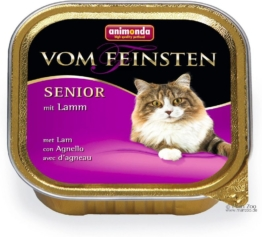Animonda vom Feinsten Senior Rind - 6 x 100 g
