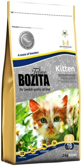 Bozita Feline Kitten - 2 kg