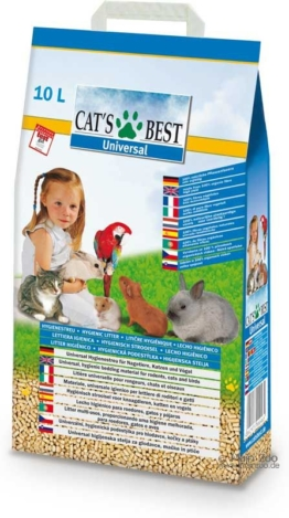 Cat`s Best Universal 10 Liter ( ca. 5,5 kg)