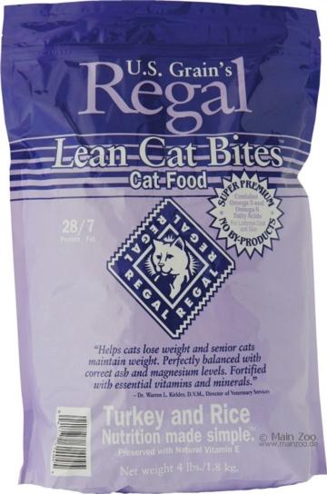 Regal Lean Cat Bites Truthahn & Reis 1,8 kg