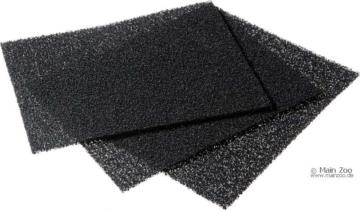 Universal Kohlefilter für Katzentoiletten - 3 Stück