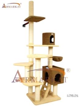 Kratzbaum Deckenspanner Armarkat X9601