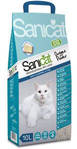 Sanicat Sanicat Oxygen Power Clumping 10 L