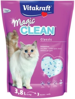 Vitakraft Katzenstreu Magic Clean 7,5 Kg 4,2 L