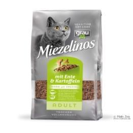 Grau Miezelinos Adult Harn-pH Spezial mit Ente & Kartoffeln - 10 kg